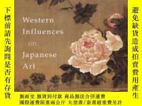 二手書博民逛書店Western罕見Influence On Japanese A