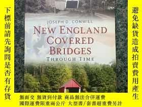 二手書博民逛書店New罕見England covered bridges thr