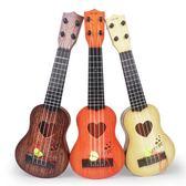 古典吉他 小吉他可彈奏仿真中號尤克里里初學者樂器琴音樂 WD910『夢幻家居』