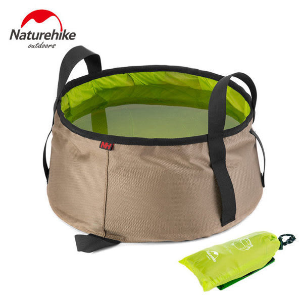 NH 折疊洗臉盆 可裝熱水 NH15Z002-L (購潮8)
