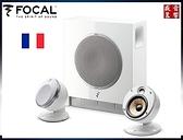 法國 FOCAL DOME FLAX 2.0 + SUB AIR 無線超低音喇叭