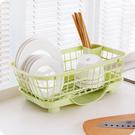 多功能置物瀝水架 清潔 瀝乾 防菌 廚房 碗盤 筷子 湯匙 叉子 托盤 餐具 【J178】MY COLOR
