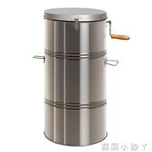 搖蜜機不銹鋼蜂蜜分離機甩蜜打糖加厚蜂蜜桶蜂蜜專用中意蜂 NMS蘿莉小腳ㄚ