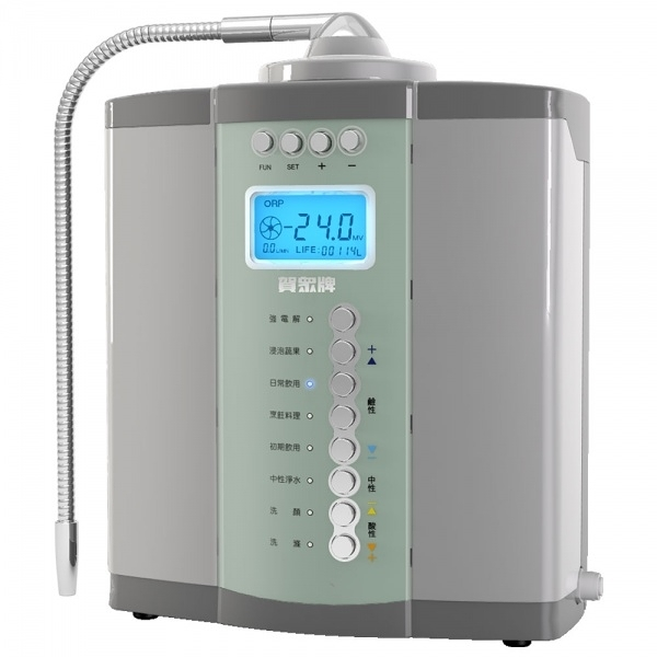 UNION 賀眾牌 UA-6502JS-1 桌上型 活性氫電解水機【零利率】