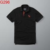 Abercrombie & Fitch AF A&F 短袖Polo衫  瑕疵品出清 G296