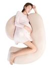 孕婦枕頭睡覺側臥枕孕期側睡枕托腹u型多功能抱枕神器