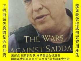 二手書博民逛書店英文原版《the罕見wars against saddam》jo