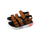 兒童鞋 涼鞋 戶外運動 咖啡色 中童 童鞋 809 no193