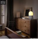 INPHIC- 床頭燈溫馨創意北歐裝飾現代簡約臥室床頭白色藥丸可愛檯燈-B款_S197C