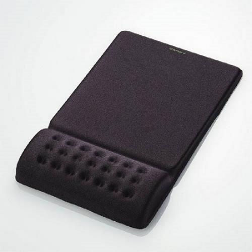 ELECOM COMFY舒壓鼠墊II(黑)