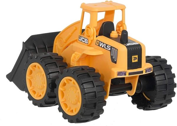 《 TEAMSTERZ 》 JCB 7吋推土機╭★ JOYBUS玩具百貨