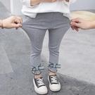 女童裤 女童打底褲春秋款2020新百搭外穿寶寶長褲洋氣兒童冬加絨小腳褲【快速出貨八折搶購】