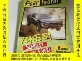 二手書博民逛書店Fear罕見factor(英文, 不好)Y212829