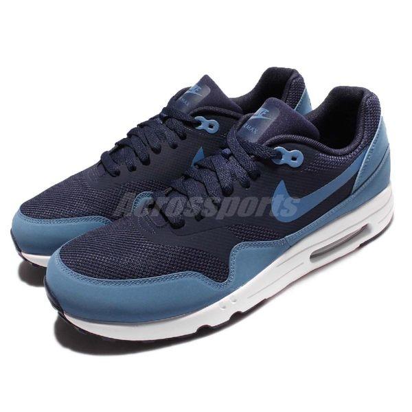 【六折特賣】Nike 休閒慢跑鞋 Air Max Ultra 2.0 深藍 藍 氣墊 男鞋 運動鞋 【PUMP306】 875679-401