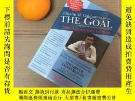 二手書博民逛書店The罕見Goal(目標:簡單而有效的常識管理)-高德拉特(著)