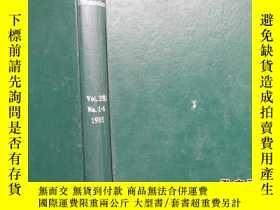 二手書博民逛書店Ultrasonics罕見Vol.23 No.1-6 1985Y