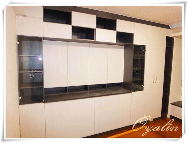 【歐雅 系統家具 】半開放式衣櫃