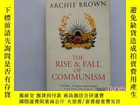 二手書博民逛書店THE罕見RISE AND FALL OF COMMUNISM2