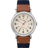 TIMEX/天美時 Weekender系列 手錶 (TXTW2R42000 藍)
