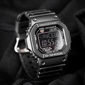 G-SHOCK 太陽能電波錶 43mm/GW-M5610-1B/CASIO/GW-M5610-1BDR 現貨+排單!