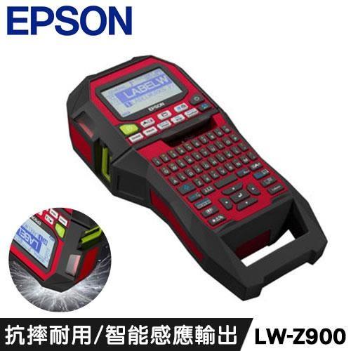 EPSON 工程用手持式標籤機 LW-Z900  【送3捲標籤帶$2667】