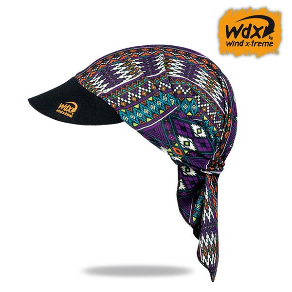 Wind x-treme 多功能綁帶頭巾帽 PEAK WIND 7051 INCA PURPLE