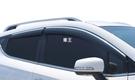 【車王汽車精品百貨】納智捷 U7 SUV7 加厚 晴雨窗 電鍍晴雨窗 注塑鍍鉻