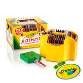 美國Crayola繪兒樂 彩色蠟筆152色(盒裝)