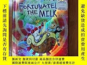 二手書博民逛書店Fortunatel罕見the milkY354667 NEIL GAIMAN BLOOMSBURY 出版2