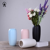 簡約復古組合陶瓷小花瓶客廳創意插花瓶歐式臥室花瓶擺件家居裝飾