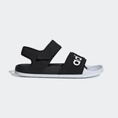 Adidas Adilette Sandal [F35416] 女 涼鞋 拖鞋 水鞋 雨鞋 海灘 輕量 夏日 愛迪達 黑