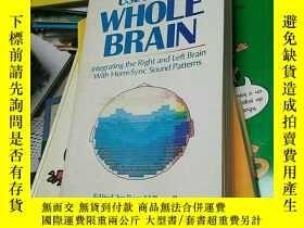 二手書博民逛書店USING罕見THE WHOLE BRAINY267886