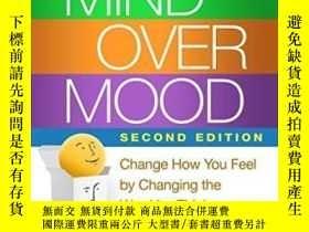 二手書博民逛書店Mind罕見Over Mood (second Edition)Y364682 Dennis Greenber