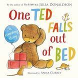 【麥克書店】ONE TED FALLS OUT OF BED /英文繪本《床邊故事.想像》