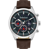 Timberland 天柏嵐 型男時尚計時手錶-46mm TBL.15950JYS/03