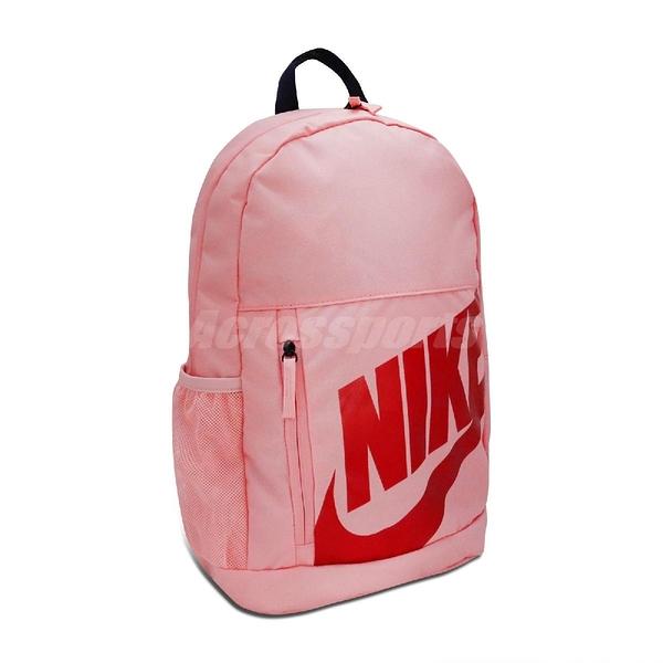 Nike 後背包 Elemental Kids BP 粉紅 紅 男女款 兒童 書包 【ACS】 BA6030-697