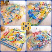 拖馬斯軌道車小火車套裝兒童電動賽車益智4男孩3-6周歲7玩具汽車XW( 一件免運)