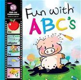 Fun with ABC's 字母卡+1CD