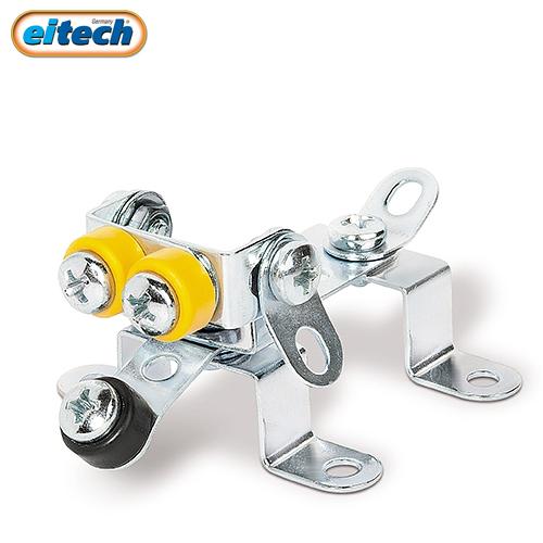 德國 eitech 益智鋼鐵玩具 野生動物系列 DOG C43