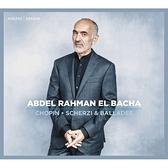 【停看聽音響唱片】【CD】蕭邦:詼諧曲 / 敘事曲 艾爾.巴夏 鋼琴