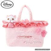 日本限定 Disney Store 迪士尼 瑪麗貓 絨毛 紙巾盒 / 面紙盒套