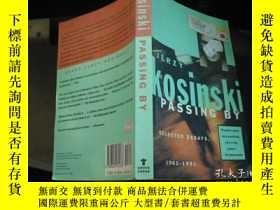 二手書博民逛書店kosinski罕見PASSING BYY205889 出版19