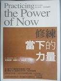 【書寶二手書T1/心靈成長_OGJ】修練當下的力量_張德芬, 艾克哈特.托勒