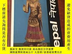 二手書博民逛書店【罕見】尼泊爾 佛像 喜馬拉雅 Nepal Kunst uit