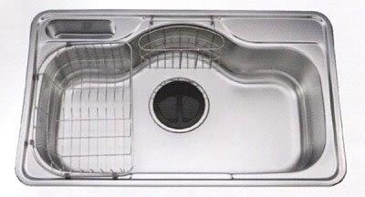櫻花牌 韓國頂級品牌CONI PDS850 單口不鏽鋼防蟑防臭水槽【零利率】※熱線07-7428010