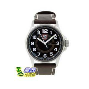 [美國直購 ShopUSA] 手錶 Luminox Field Automatic Black Dial Brown Leather Mens Watch SU1801 $24500