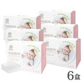 柔仕 嬰兒紗布毛巾 (160片/6盒) Roaze 乾濕兩用巾 箱購 44858