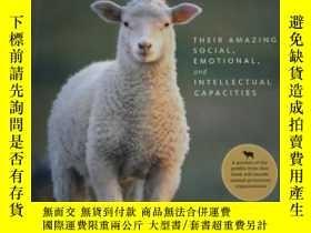 二手書博民逛書店THE罕見INNER WORLD OF FARM ANIMALS