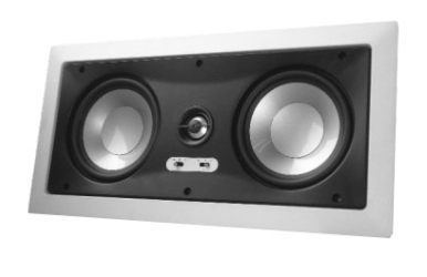 【可分24期0利率★結帳在折價★賣場最優惠】 DynaQuest DQ-5.3崁入式喇叭 中央聲道防磁 單支