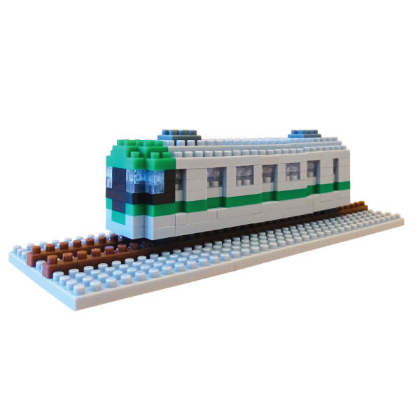 TICO 微型積木-高雄捷運電聯車